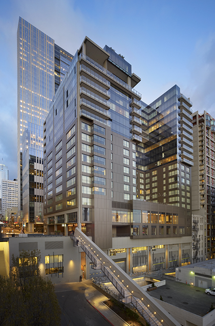 Four Seasons Hotel And Private Residences Nbbj