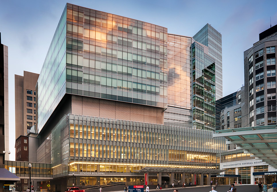 Massachusetts General Hospital | NBBJ