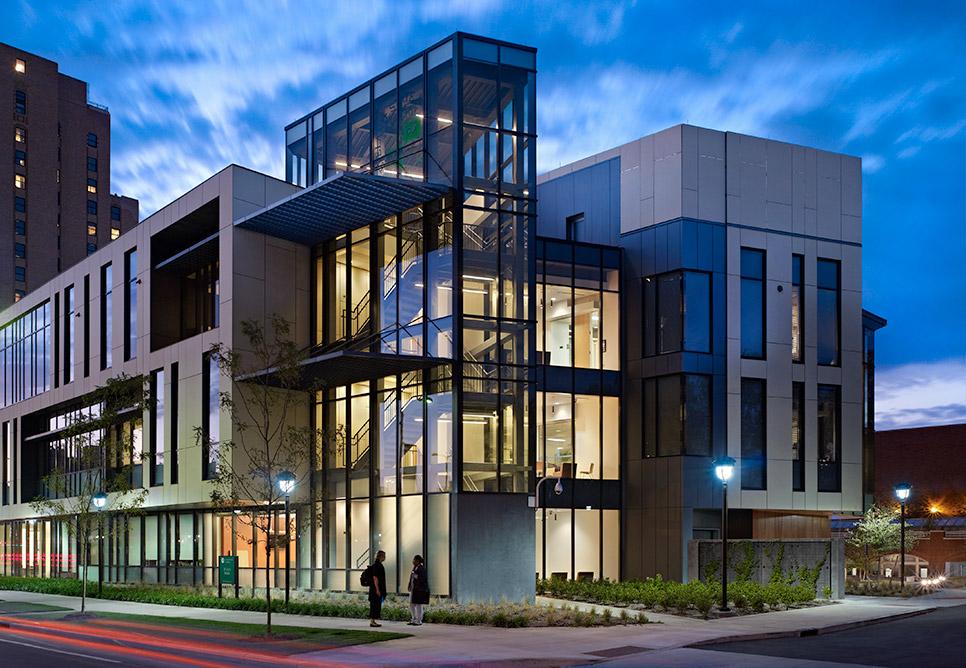 Cleveland State University | NBBJ