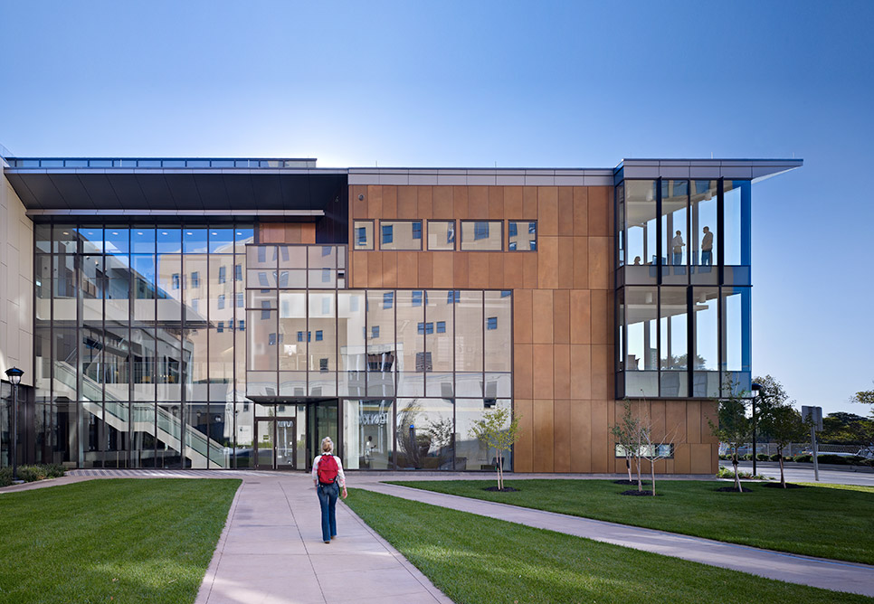 Cleveland state university nbbj for Cleveland school of architecture and design