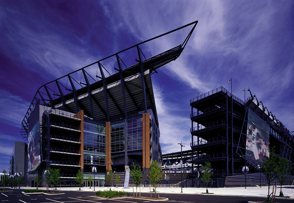 Eagles Nest York Pa >> Lincoln Financial Field | NBBJ