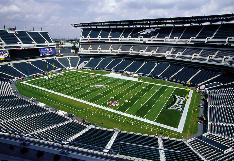 Lincoln Financial Field Nbbj