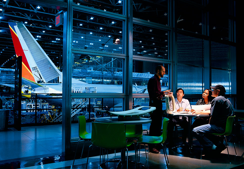 Resultado de imagen para Boeing Seattle headquarters
