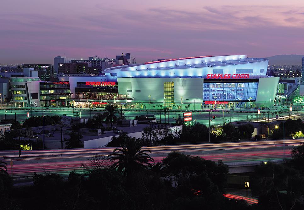 Staples Center | NBBJ