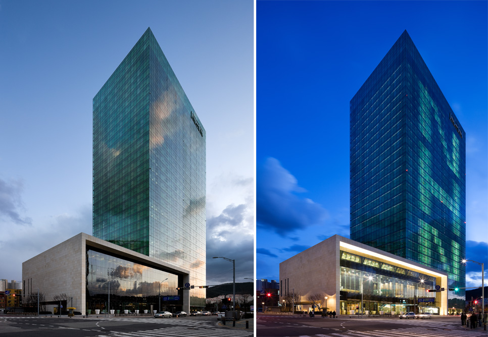 Nhn Headquarters Venture Tower Nbbj