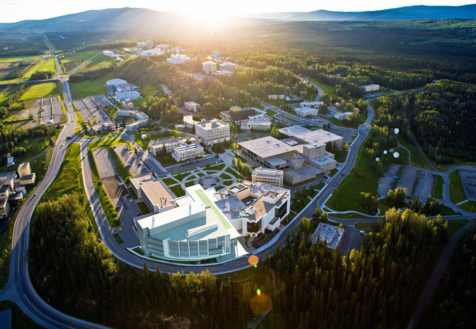 Colleges near Fairbanks, Alaska - Fairbanks, Alaska ...