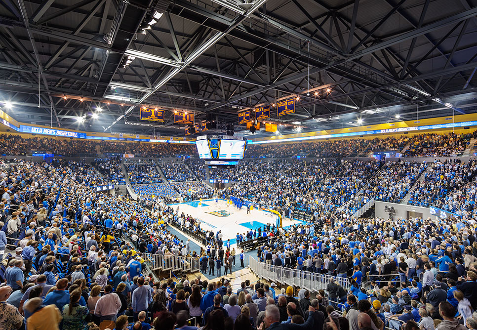 Image result for pauley pavilion
