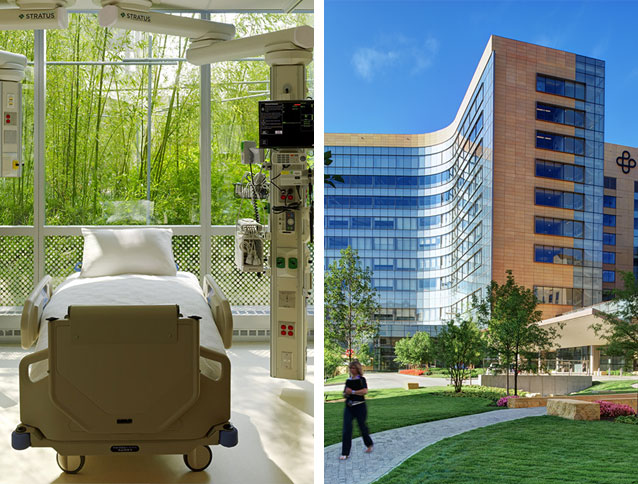 NBBJ Sweeps Healthcare Designs 12th Annual Architectural Interior Design Showcase