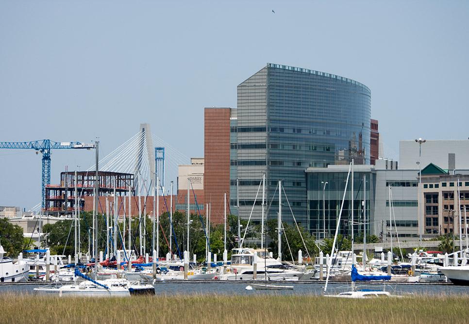 Medical University of South Carolina   NBBJ
