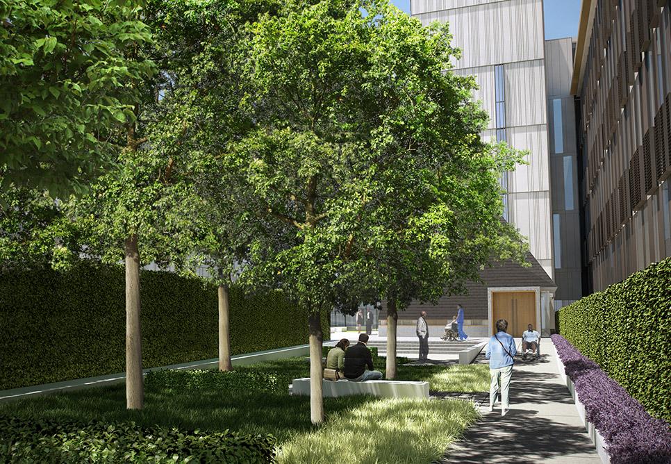 New Orleans Garden Design the new orleans botanical garden Slvhcs Replacement Medical Center Landscape Design