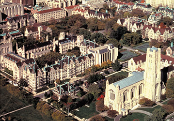 The University Of Chicago Nbbj
