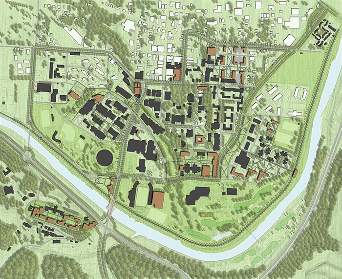Ohio University Nbbj