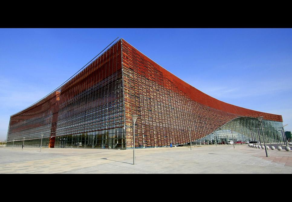 Karamay China  city photos : Karamay Expo Center | NBBJ