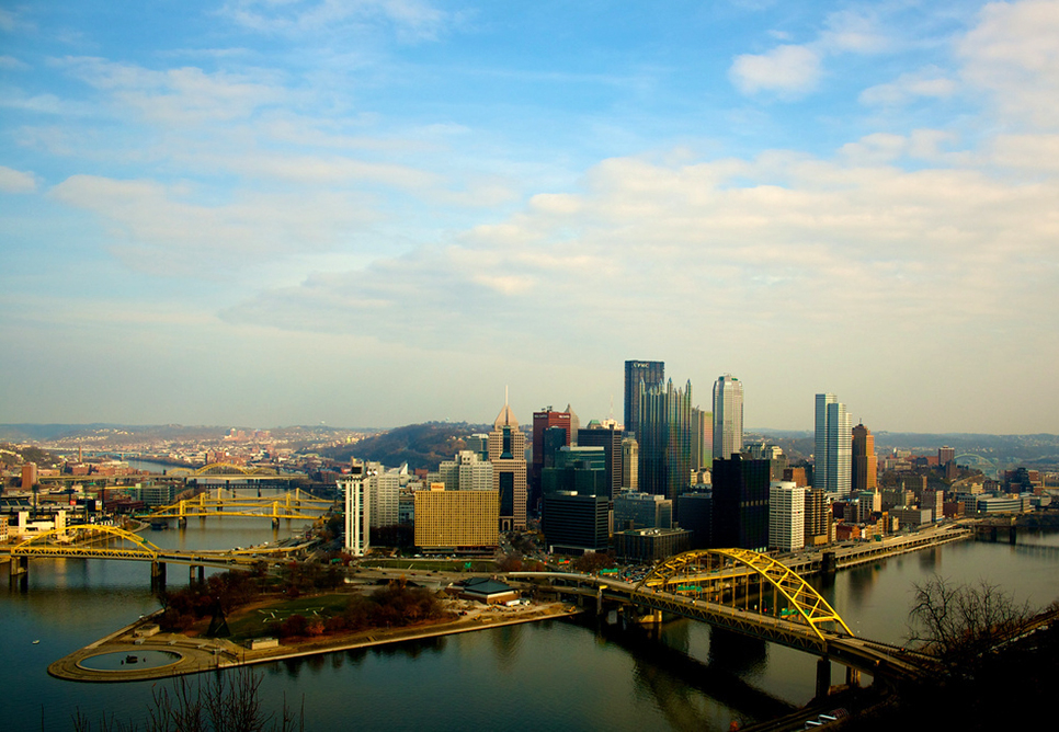 Pittsburgh Riverfront Master Plan