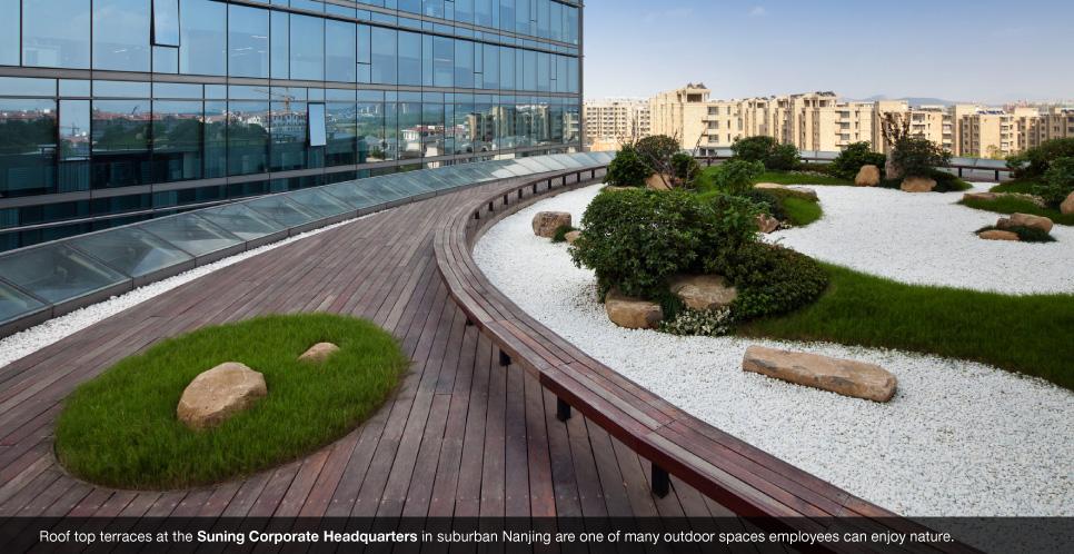 Landscape Architecture NBBJ