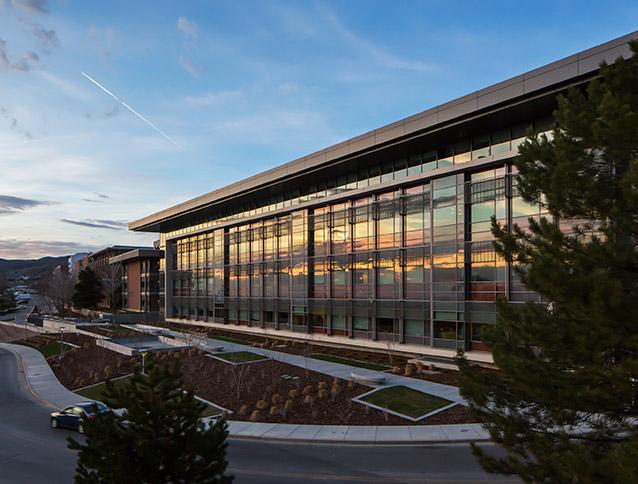 Bon Engineering News Record Profiles University Of Utah L.S. Skaggs Pharmacy  Building