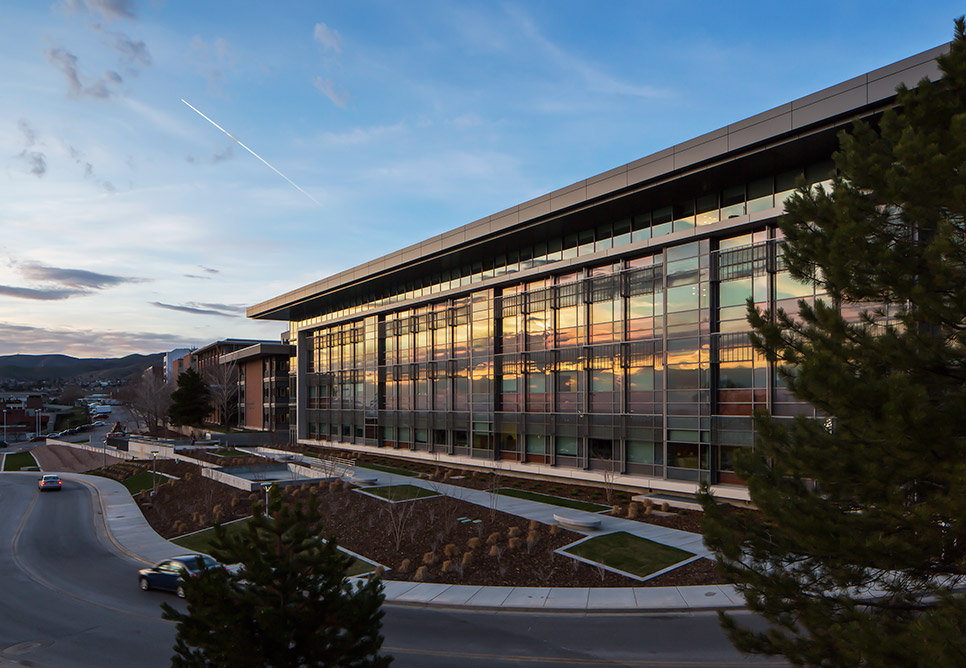 University Of Utah, L.S. Skaggs Pharmacy Research Institute