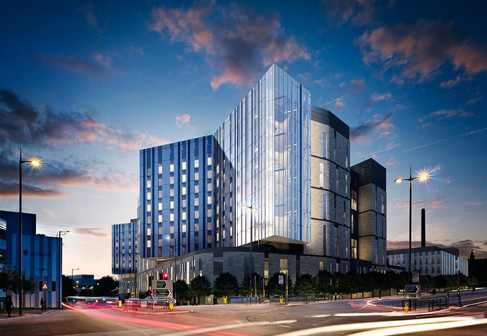 Royal Liverpool University Hospital | NBBJ