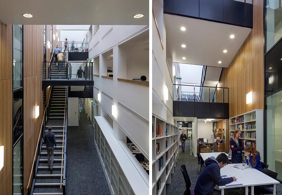 University of Cambridge | NBBJ