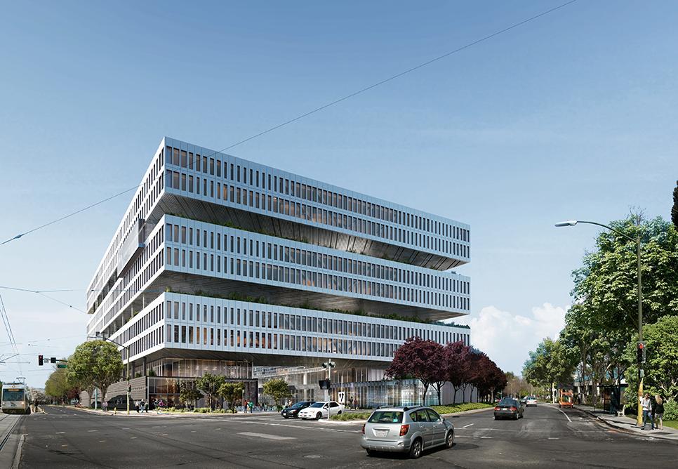 Samsung America Headquarters Ds Nbbj