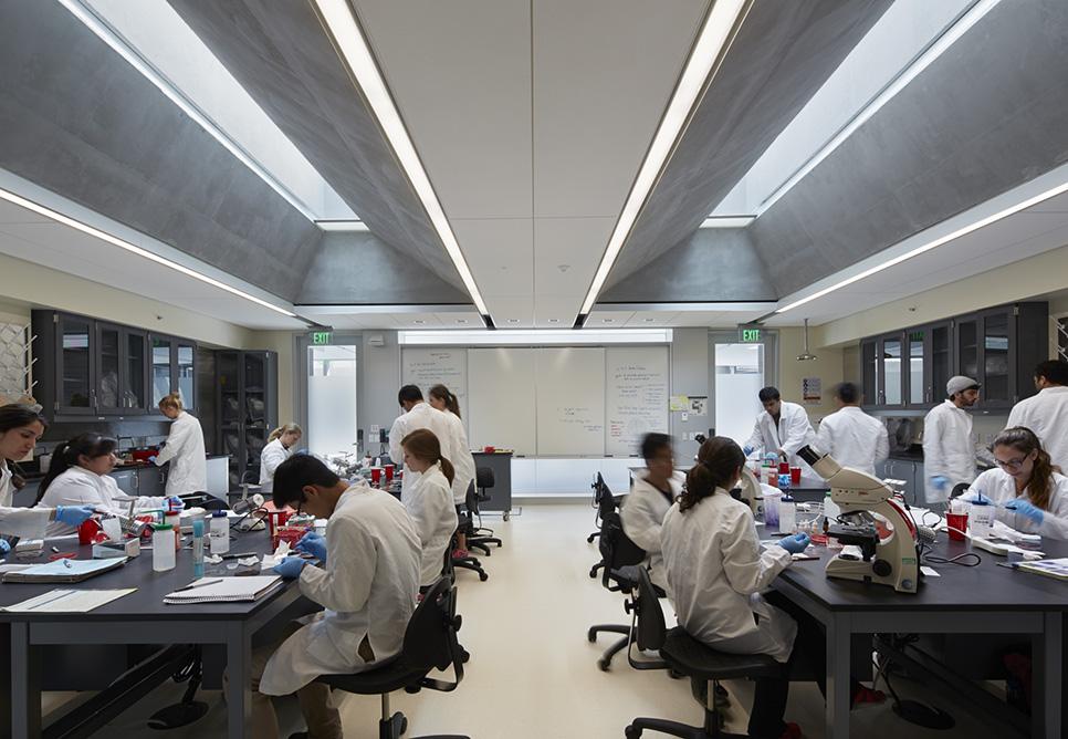 University Of San Francisco John Lo Schiavo SJ Center For Science And Innovation