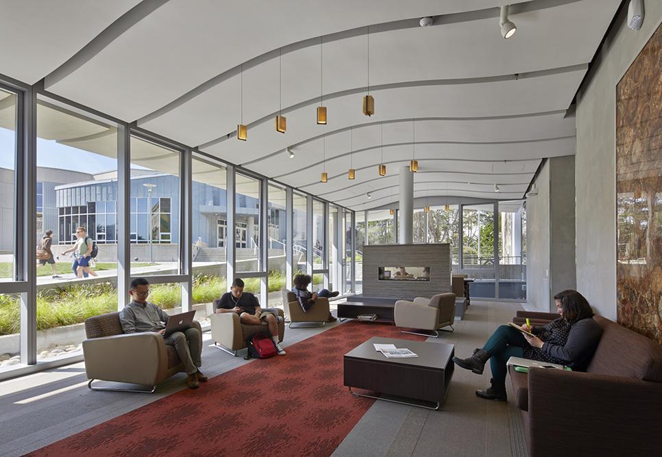 University Of San Francisco Nbbj