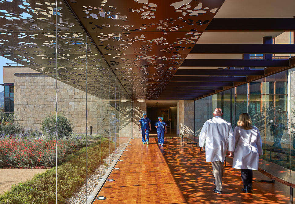 Palo Alto Medical Foundation, San Carlos Center | NBBJ