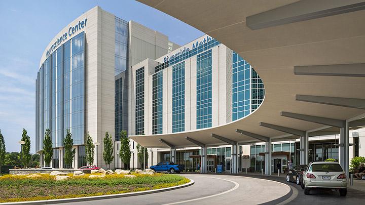 OhioHealth Riverside Methodist Hospital   NBBJ