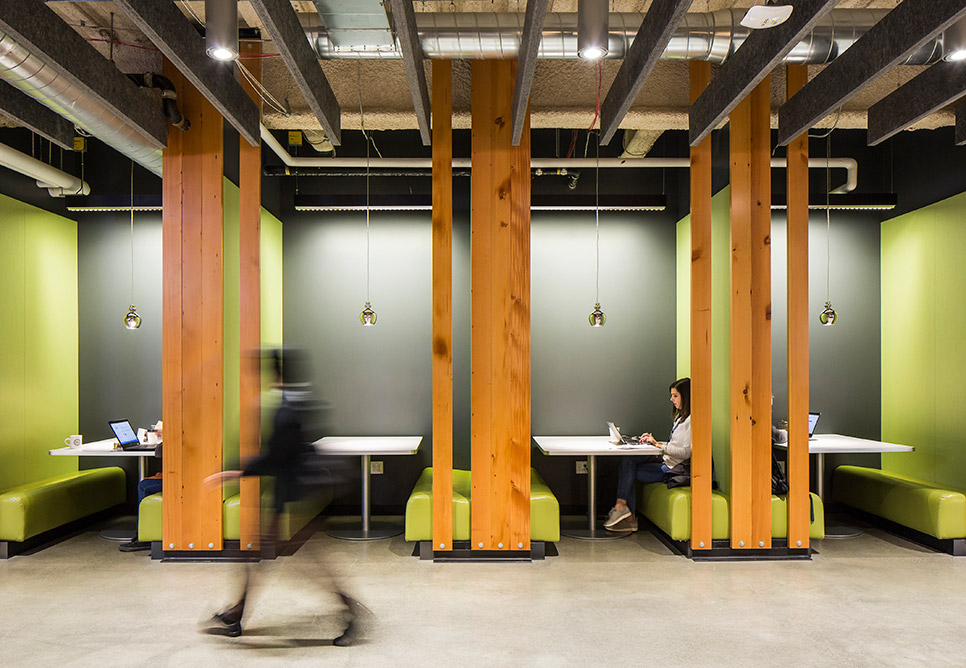 amazon headquarters interior images