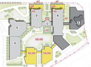 Bunker Hill Community College Campus Map.Bunker Hill Community College Nbbj