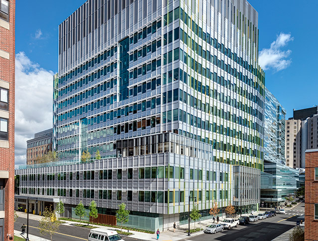 Boston Hospital Breaks Ground On Nbbj Designed Brigham