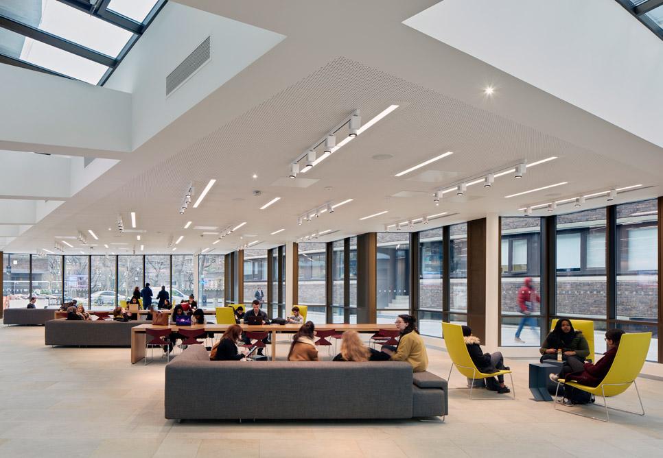 Pleasing City University Of London Nbbj Download Free Architecture Designs Scobabritishbridgeorg