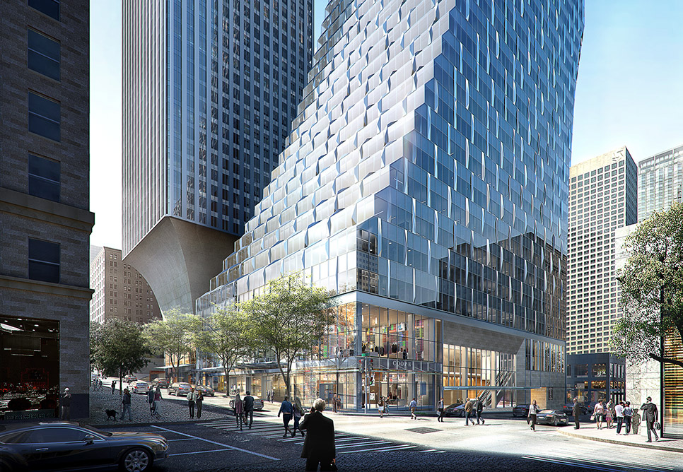 Rainier Square Nbbj