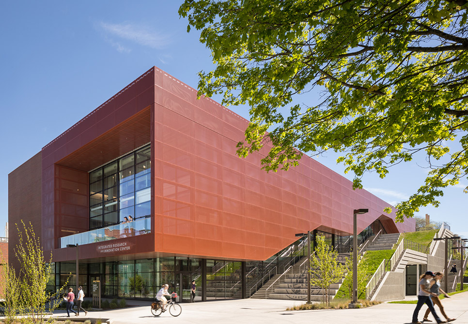 Elegant University Of Idaho, Integrated Research And Innovation Center (IRIC)