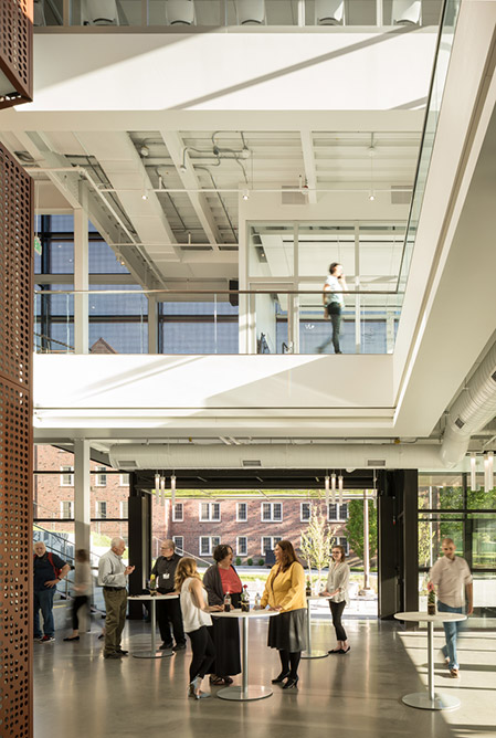 University Of Idaho, Integrated Research And Innovation Center (IRIC)